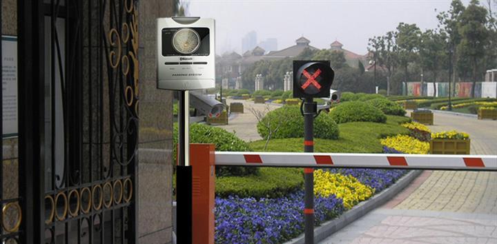 蓝牙停车场系统