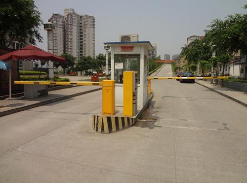 停车场系统最新案例